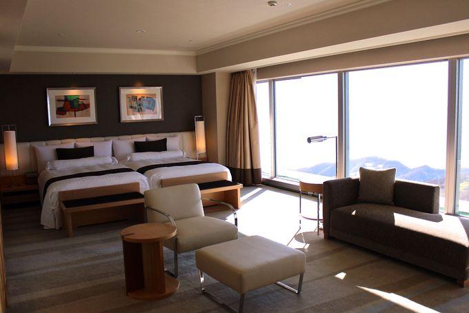 G8サミットスイートプライム(2ベッドルーム)の客室