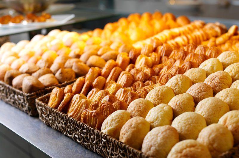 焼きたてパンが美味しい!大沼鶴雅オーベルジュエプイの朝食