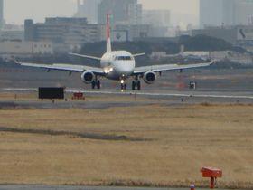 ジェット機が真上を通る!?伊丹空港の飛行機を間近で見よう!