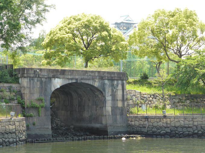 大阪砲兵工廠荷揚門跡(水門)