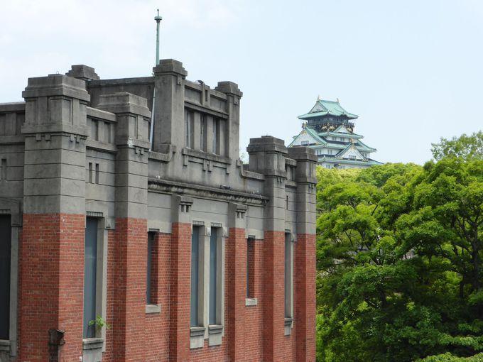 大阪砲兵工廠(ほうへいこうしょう)にあった「旧化学分析場」