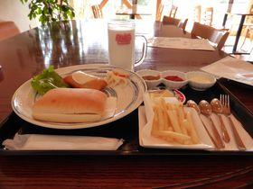 別海ジャンボ牛乳&ジャンボホタテバーガー!おいしい北海道を食べに行こう!|北海道|トラベルjp<たびねす>