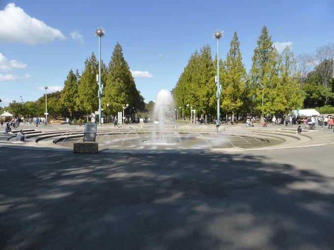 「国際花と緑の博覧会 EXPO'90」メイン会場だった「花博記念公園鶴見緑地」