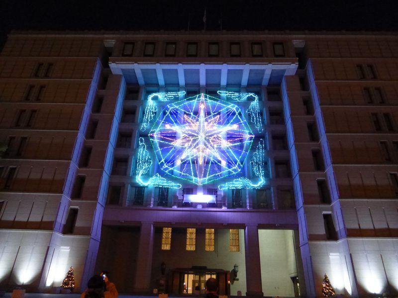 「御堂筋イルミネーション2014」大阪発の光の文化を見に行こう