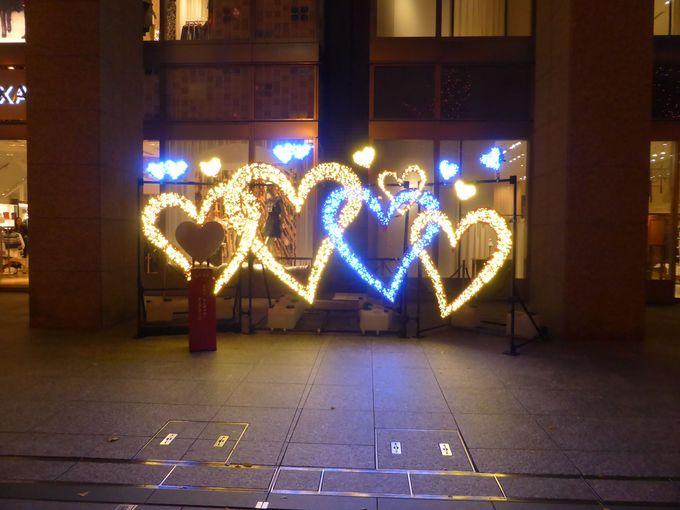 LOVE LOVE OSAKA〜光のモニュメント