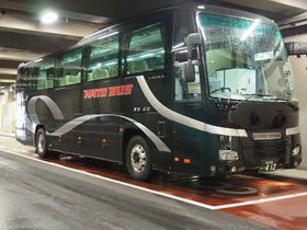 はとバスに最上級車「ピアニシモIII」登場!バス旅行はバスで選ぼう