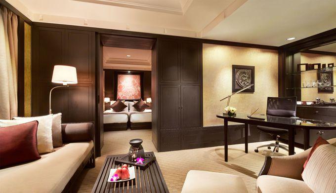 バンヤンツリーホテル・バンコクで極上ステイを