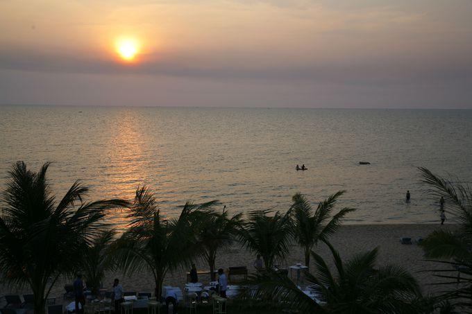 ベトナム随一のサンセットが美しい!穴場スポット「フーコック島」へ