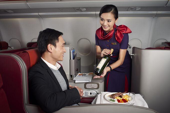 設立10周年を迎えた、フルサービスの「香港航空」とは?