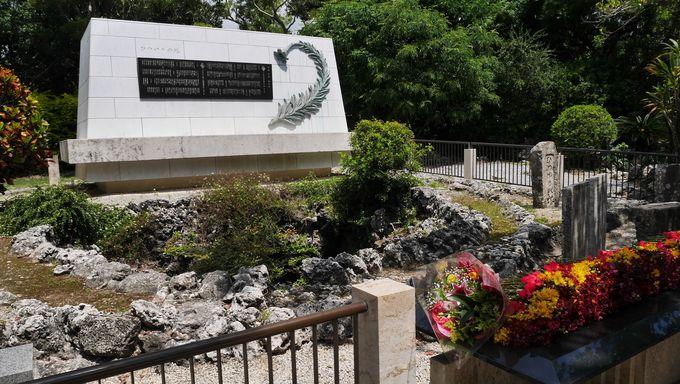 沖縄南部絶景スポットと戦跡巡り