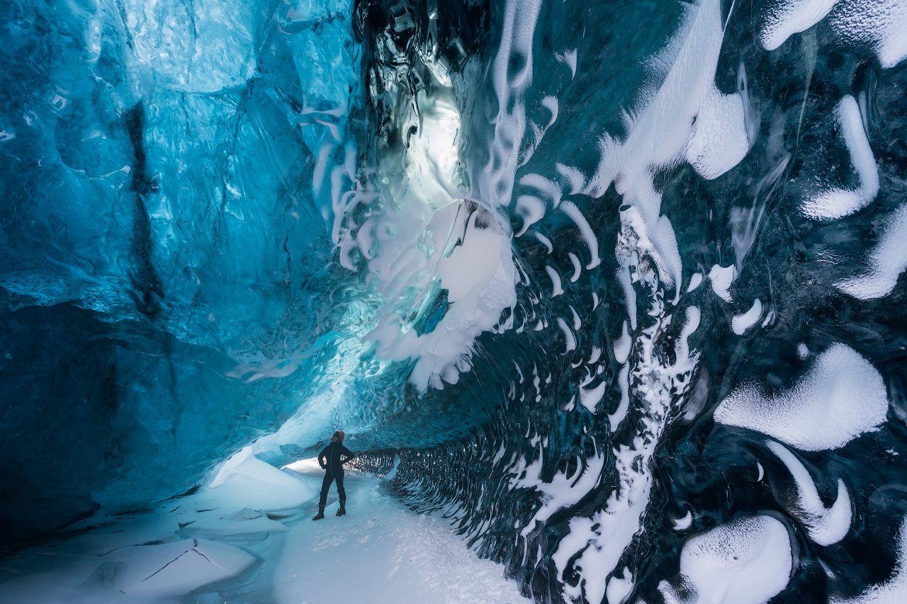 オーロラに氷河ハイキングまで!冬だけ見られるアイスランドの絶景