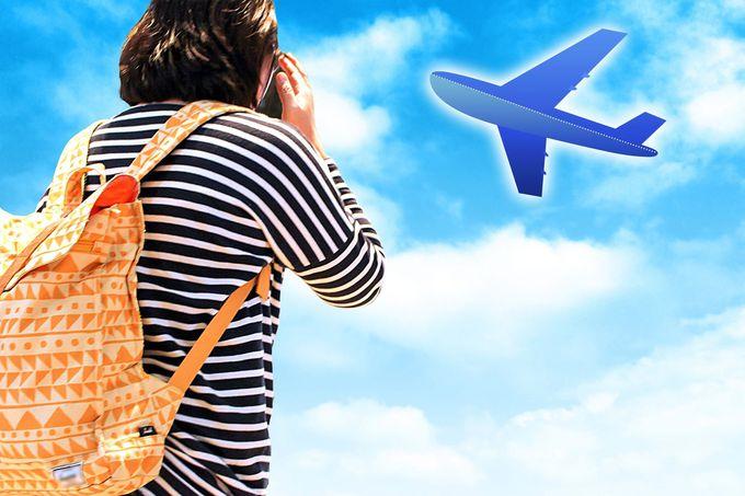 海外女子一人旅では、安全対策はしっかりと!