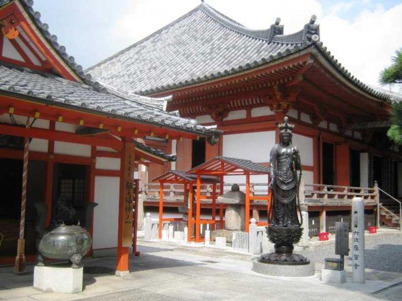 京都〜清盛の供養塔がある六波羅蜜寺
