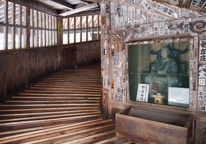 ここにしかない木造のラビリンス!会津に来て二重螺旋迷宮の謎を解け!