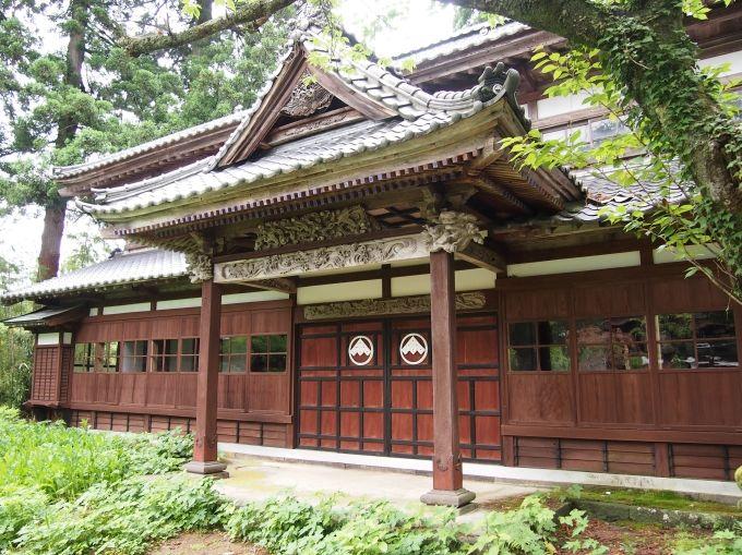 古くは多くの僧が禅の修行をした道場、美麗な建築は必見!