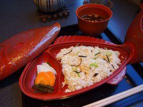 美食家へ!箱根・瓔珞「鯛ごはん懐石」ワンランク上のランチ