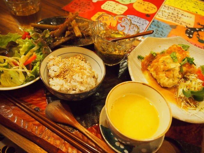 生姜の女神プロデュース!高知生姜料理専門店「林のヤモリ」