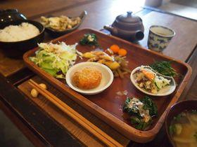 世界遺産・石見銀山のまち「野の花」の激レア昼定食とお勧め石見土産|島根県|トラベルjp<たびねす>
