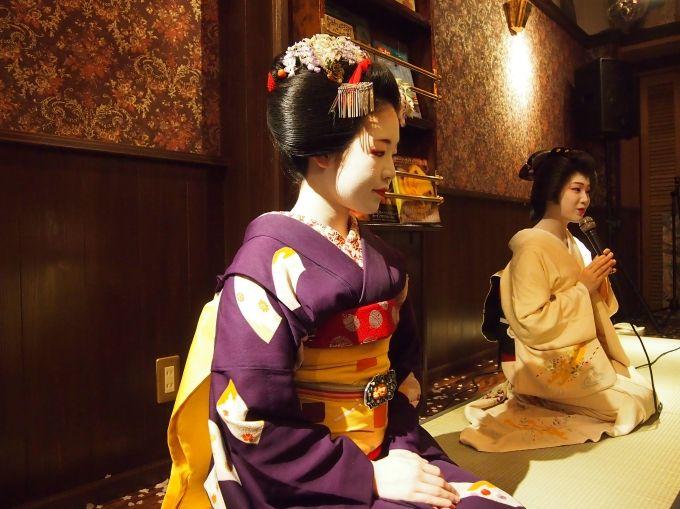 一見さんOK!月1芸舞妓パーティー開催!外国人参加も多く、交流も