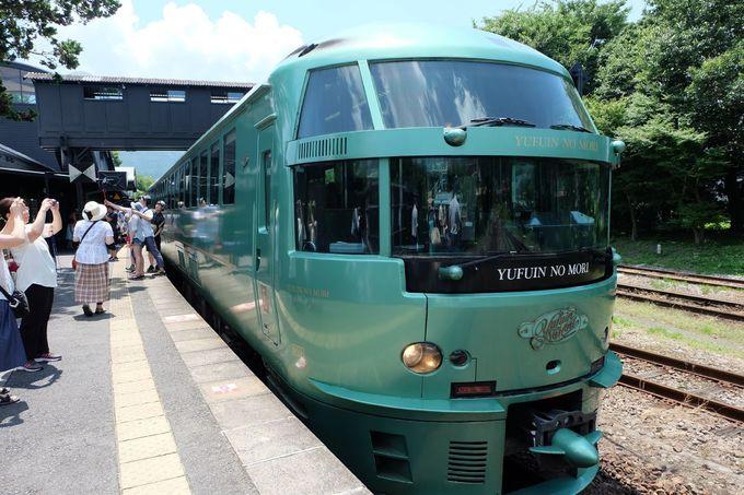 2015年7月、JR九州の人気観光列車「ゆふいんの森」に新車両増結!