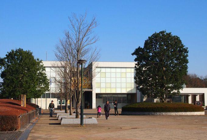 現近代の陶芸作家の代表作集めた「茨城県陶芸美術館」