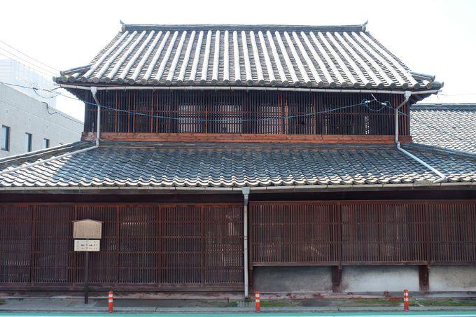 見学もできる歴史的建造物「旧千葉家住宅」、庭は名勝指定