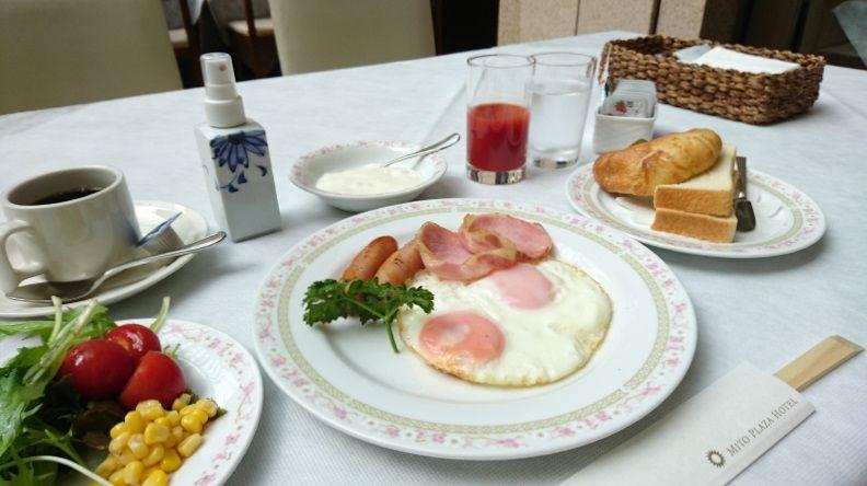 朝食は洋定食or和定食?お好みで選んで