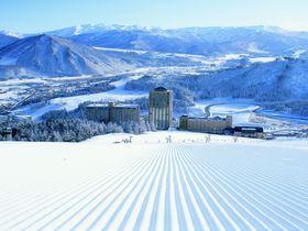ホテル直結のスキーガーデン!越後湯沢温泉 NASPAニューオータニで自然&スポーツ満喫|新潟県|トラベルjp<たびねす>