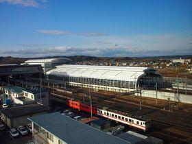 新幹線等3路線が乗り入れる八戸駅を一望!コンフォートホテル八戸|青森県|トラベルjp<たびねす>