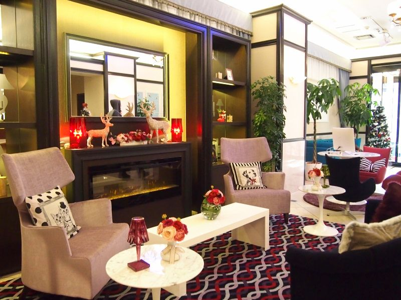 デザイナーズホテル「グランパーク パネックス八戸」で優雅な朝食