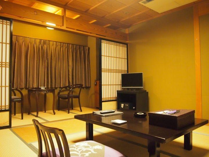 客室はビジネスから観光まで、幅広いニーズに対応
