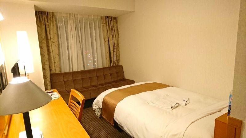 出張から家族旅行まで、用途に合わせて選べる客室!