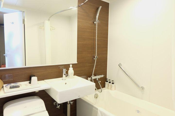 バスルームにはワンランク上のボディ&ヘアケア用品!