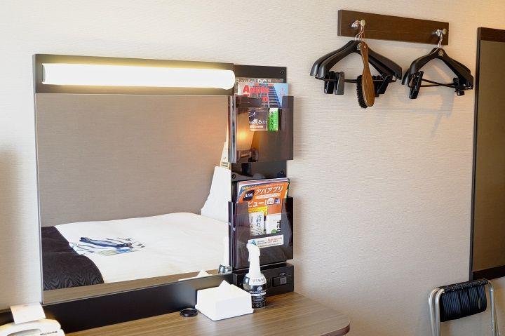 コンパクトながら高機能で快適性抜群の客室