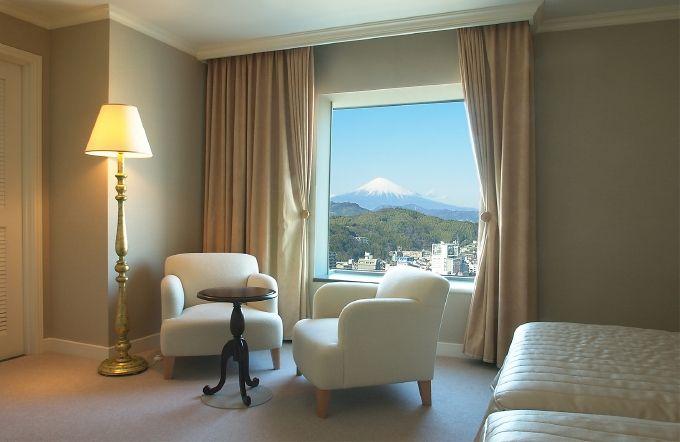 富士山も夜景も一望の絶景ホテル!ホテルセンチュリー静岡