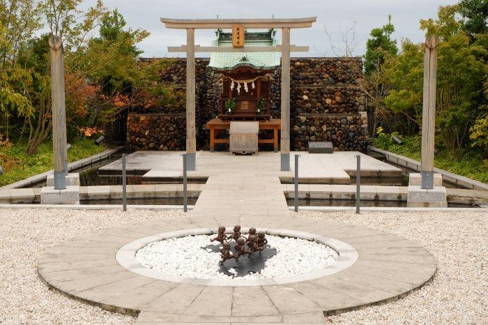 日本最大級の屋上庭園「シティ屋上ひろば」も魅力