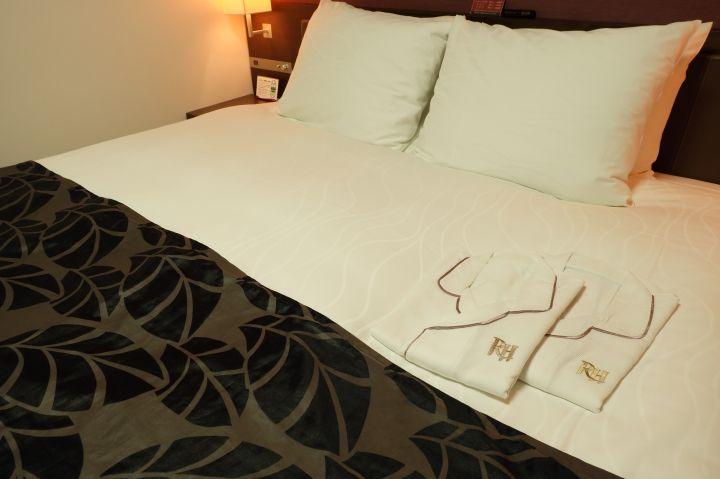 快適空間でゆったり寛ぐ、客室の楽しみ