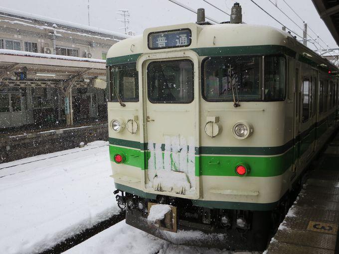 水上駅から土合駅を目指す。