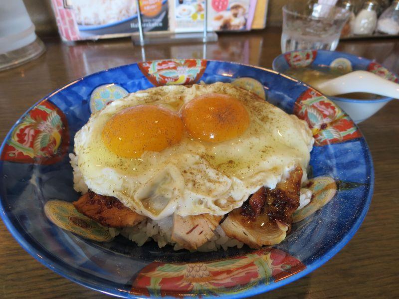 しまなみ海道の玄関口・今治でB級グルメ「焼豚玉子飯」を食べよう!