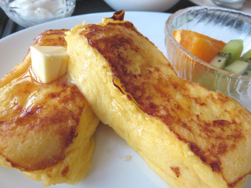 ふわふわフレンチトーストも!朝食自慢のホテルショコラ函館