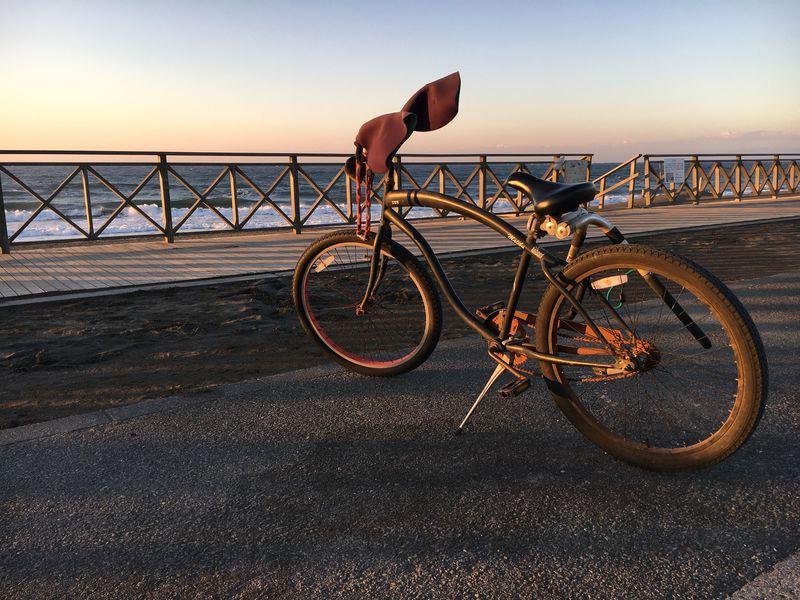 海を見たくなったら訪れたい!湘南・茅ヶ崎の海は毎日が絶景