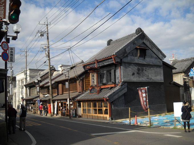 正文堂書店は、県指定文化財。