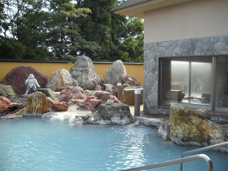 あなたのお肌にご褒美を!高温硫黄泉の富山・金太郎温泉