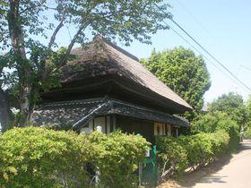 千葉・柏「旧手賀教会堂」は茅葺き屋根で首都圏最古の教会