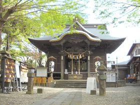邪を裂き、魔を祓うパワースポット!茨城・取手「八坂神社」|茨城県|トラベルjp<たびねす>