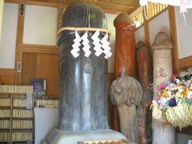日本一の男性シンボルを祀る千葉「大鷲神社」でNHK紅白へ出演祈願!?|千葉県|トラベルjp<たびねす>