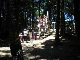 千葉・柏「手賀の丘公園」子連れでアスレチックに挑戦!|千葉県|トラベルjp<たびねす>