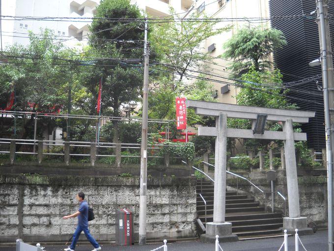 東京都文京区湯島にある神社は?