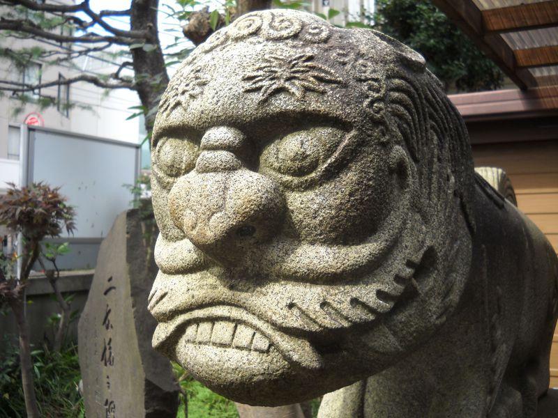 妖怪が守る寺!?英一蝶に縁ある東京・高輪「承教寺」
