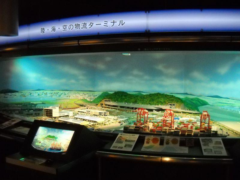 """東京・高輪「物流博物館」子連れで学ぶ""""物流とは?"""""""